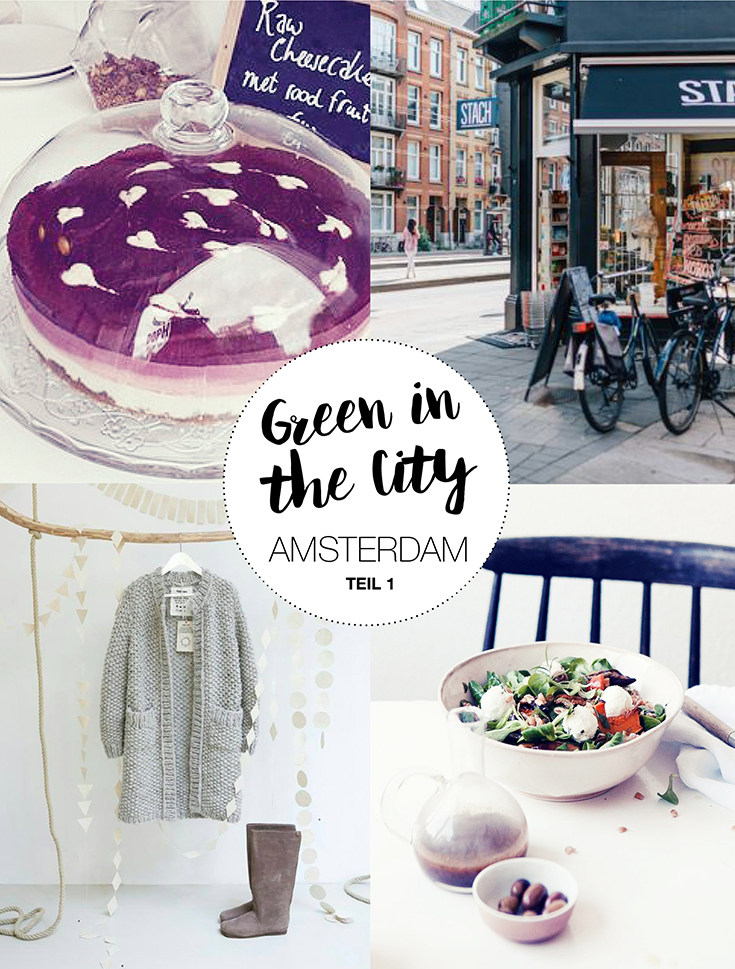 Green in the City Guide: Eco Amsterdam Tipps