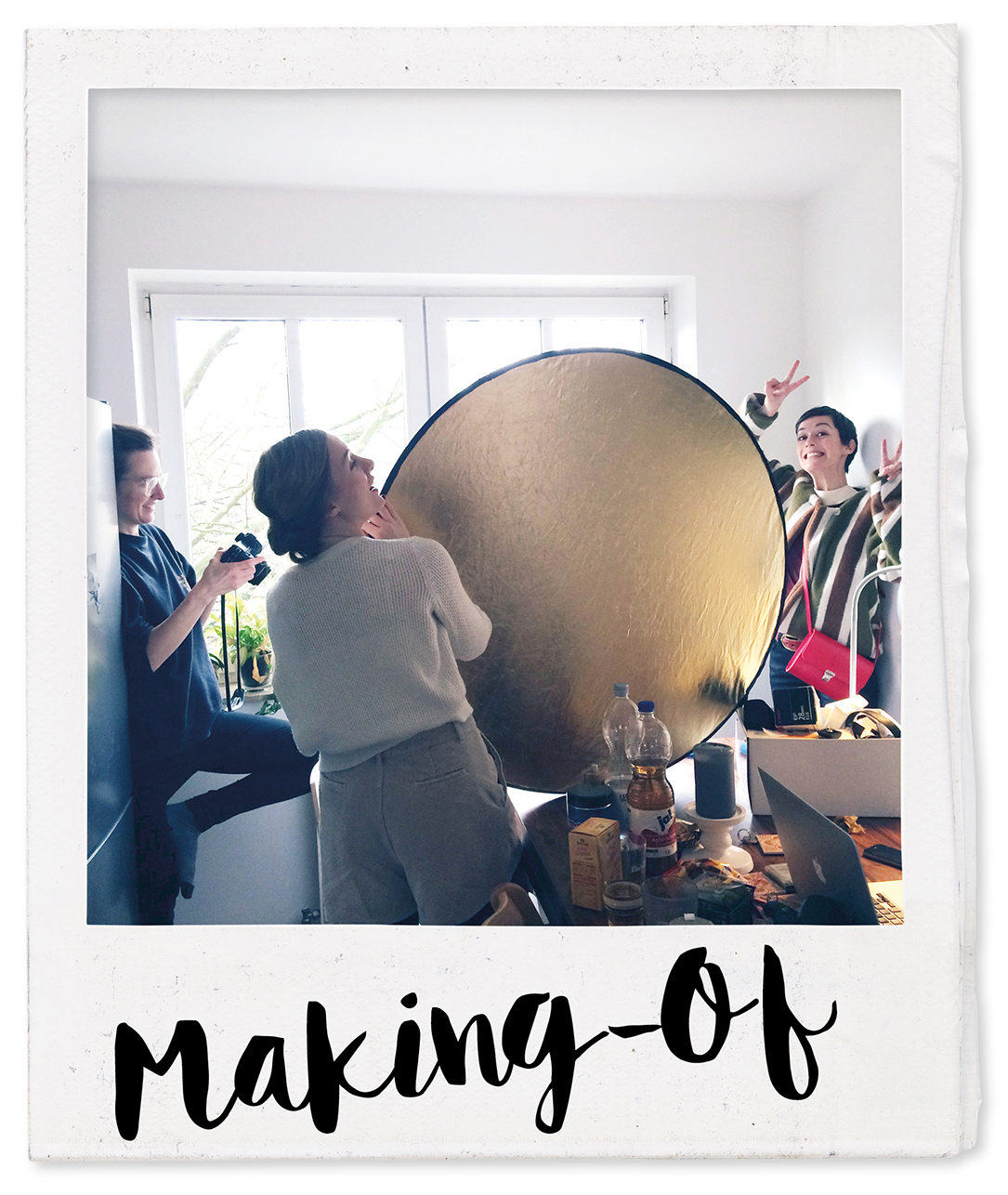 Making-of: Fair Fashion-Shooting