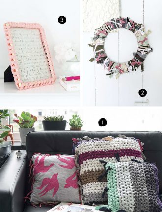 Clevere DIY Upcycling-Ideen aus alten T-Shirts