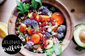 Jelenas Soulfood: Superfood Quinoa Salat