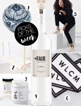 Eko Lifestyle, eco fashion und natürliche Kosmetik: Picks of the Week – unsere neuesten Entdeckungen