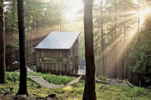 Eco Lifestyle und nachhaltig leben: Beaver Brook mit Zach Klein – die Wochenend-Community in den Wäldern