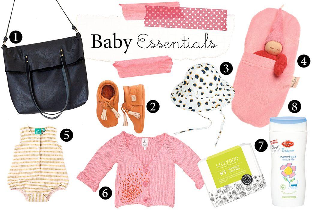 Eco Lifestyle und faire Mode: Bio-Baby-Kleidung – Unsere Favoriten für 3-6 Monate