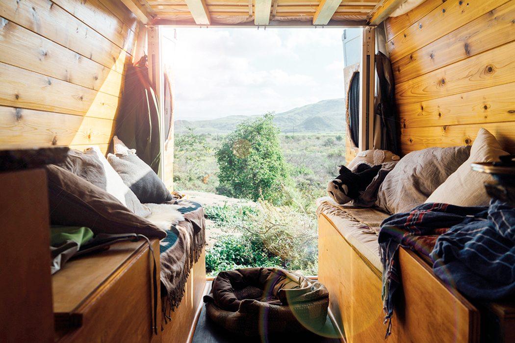 Eco Lifestyle, Nachhaltig und grün leben: Home Sweet Van – Road Trip durch die USA