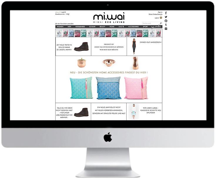 Fair Fashion Online Shop Miwai
