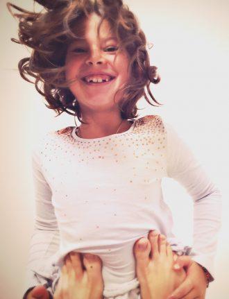 Eco Lifestyle und nachhaltig leben: Kinderyoga mit Lucie Beyer – Lust an der Bewegung