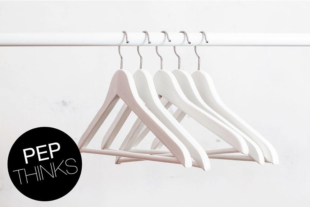 Eco lifestyle und nachhaltig leben: Capsule Wardrobe – Minimalismus im Kleiderschrank