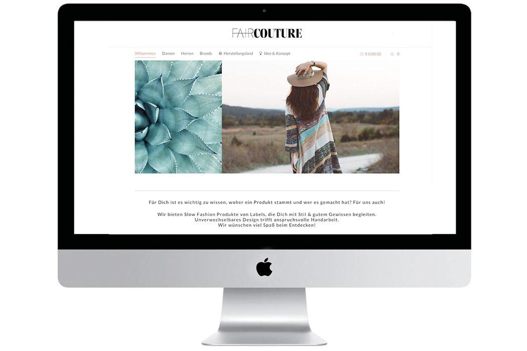 Fair Fashion, Slow Fashion und nachhaltige Mode: Weihnachts Shopping Guide - die besten Eco Online Stores