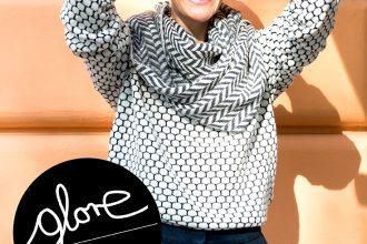 Eco Fashion, Slow Fashion und faire Mode: Glore – Fair Fashion Look mit Mütze & Schal - mit Tine Finell - Labels: Armedangels, Wunderwerk, Royal Blush, Nine to Five, Kings of Indigo