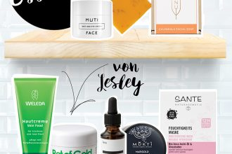 Natürliche Kosmetik, natürlich schön und natürliche Pflege: Lieblings-Naturkosmetik – Beauty-Essentials von Lesley - Weleda, Pot of Gold, Muti, Bino, Less, Sante, Mukti Organics