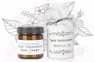 Grüne und pflanzliche Kosmetik: Isa's Restoratives – Naturkosmetik aus dem Garten - Face Cream