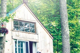 Das Leben im Baumhaus
