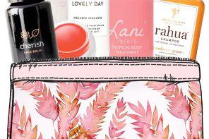 Natural Beauty: Lieblings-Naturkosmetik: Beauty-Essentials von Nina – Bottega Organica, 100% Pure – RMS – Lovely Day – Lani – Rahua – Voya