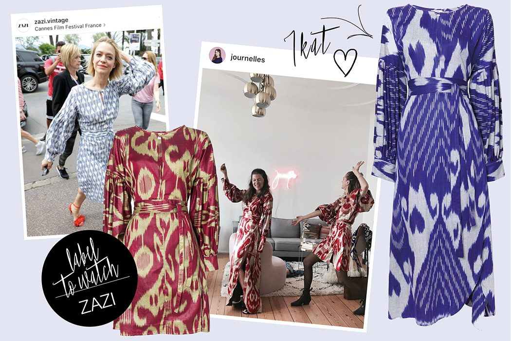 Fair Fashion: Zazi Vintage – Das neue Lieblings-Label der Stars – Joy Denalane