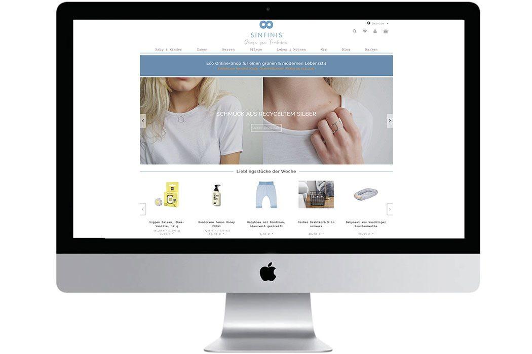 Weihnachten – Die besten Eco Online Stores – Sinfinis