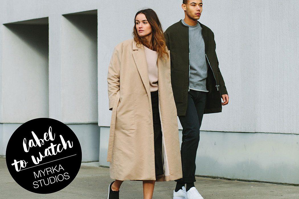 Slow Fashion, Eco Fashion: Myrka Studios – Capsule Wardrobe made in Berlin