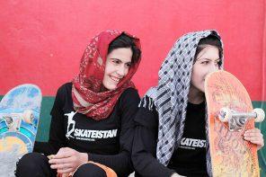 Non Profit Organisation: Skateistan – Skateboards statt Krieg und Gewalt