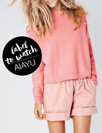 Nachhaltige Mode, Eco Fashion: Aiayu – Fair Fashion mit bolivianischer Seele