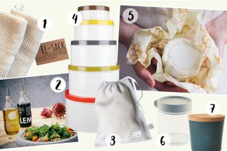 Eco Lifestyle: No More Müll – Die besten Zero Waste-Verpackungen – Greenpicks – Lemonaid – Greenpicks – Orla Kiely – Bee's Wrap – Glasslock – Bio Gusto