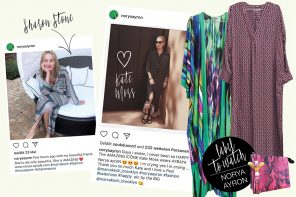 Fair Fashion, Slow Fashion: Norya Ayron – Lieblingslabel von Kate Moss und Sharon Stone