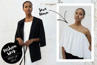 Fair Fashion, Eco Fashion: Sara Nuru – Fair Fashion Week Looks – Natascha von Hirschhausen – Jan' n June – Sinakai – Lanius