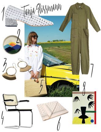 Black Velvet Circus: Tanjas Eco Lifestyle Favorites – Miista, Pauline Wolstencroft, Folkdays, Thonet, Toino Abel, Black Velvet Circus, Conie Vallese