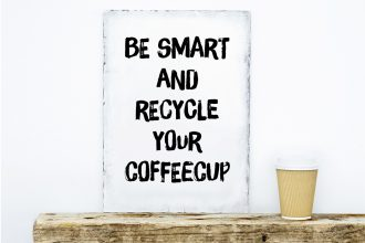 Eco Lifestyle, Zero Waste: Kaffeebecher Upcycling! Kreative DIY-Ideen