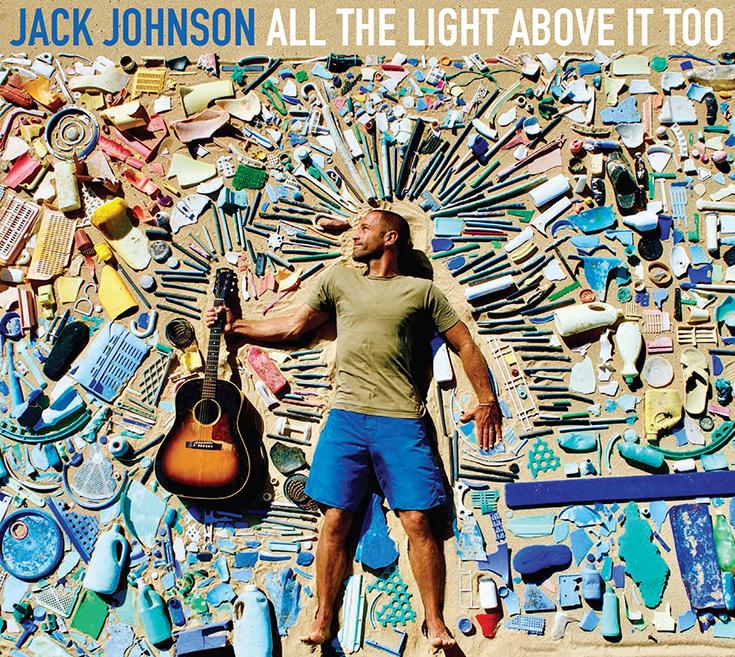 Jack Johnson Engagement Gegen Plastikm 252 Ll Im Meer
