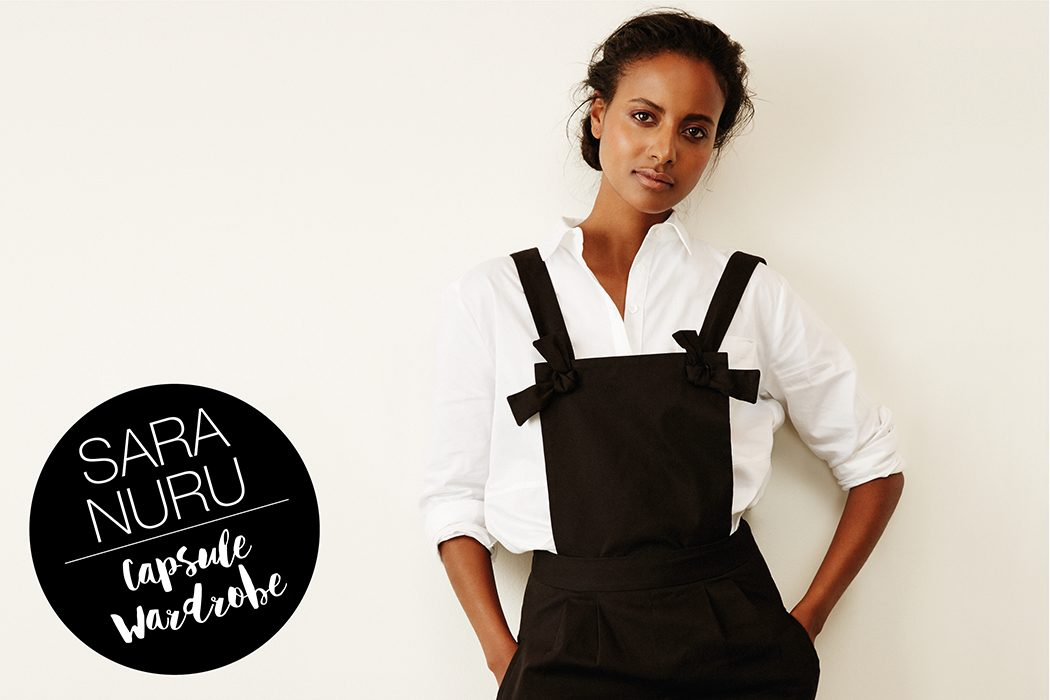 Fair Fashion, Eco Fashion: Capsule Wardrobe mit Sara Nuru – By less, style well! – P.I.C Style