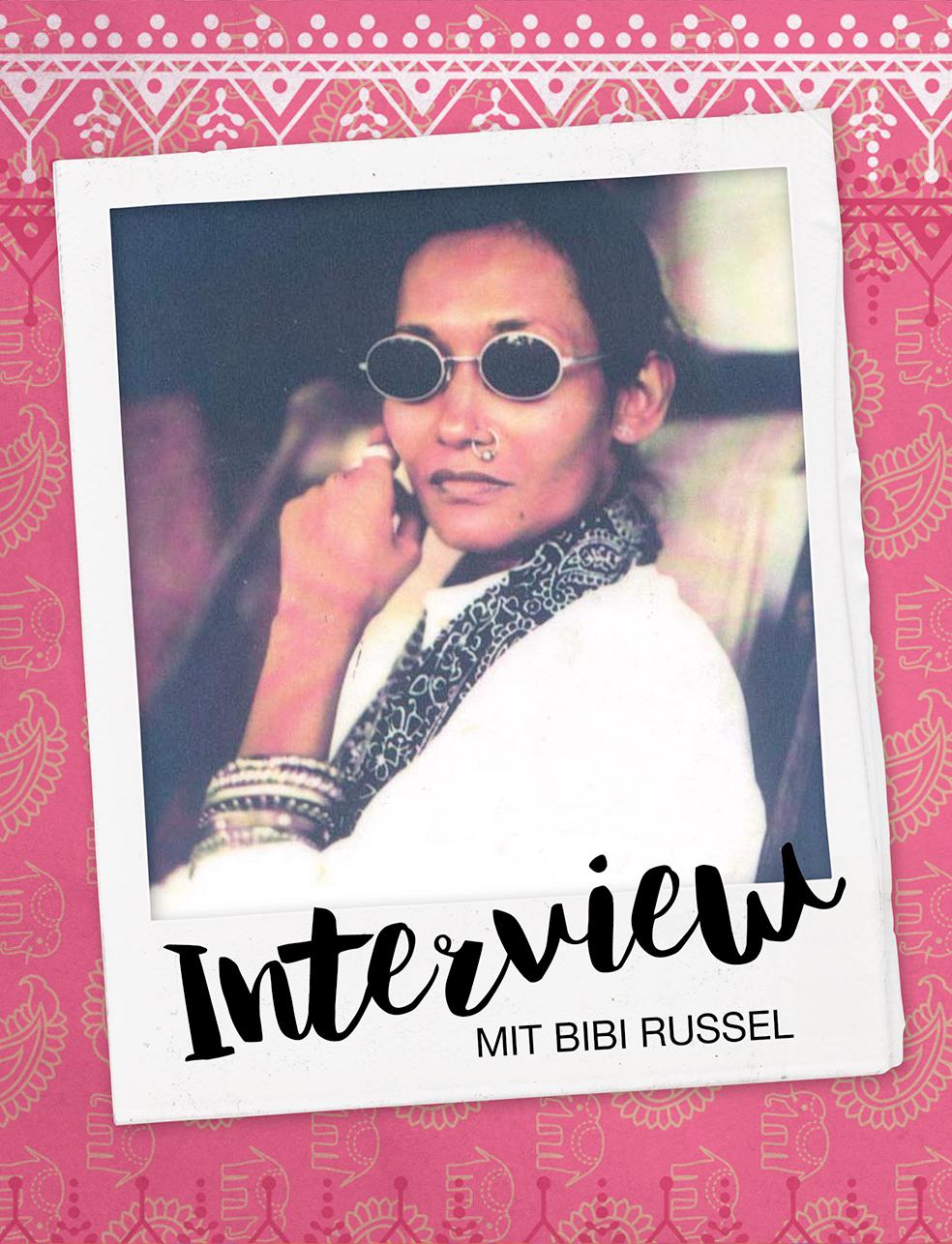 Bibi Russell: Kleidung hat eine Seele