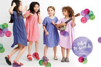 Fair Fashion, Slow Fashion, nachhaltige Mode und Upcycling-Mode für Kinder von Kallio