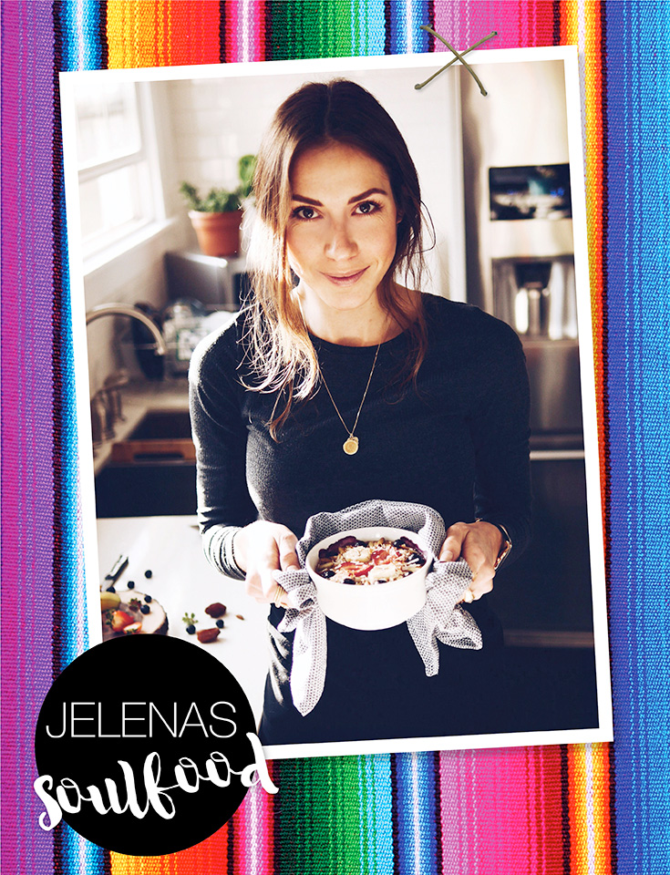 Jelenas Soulfood: Soulfood-Superfood-Rezepte