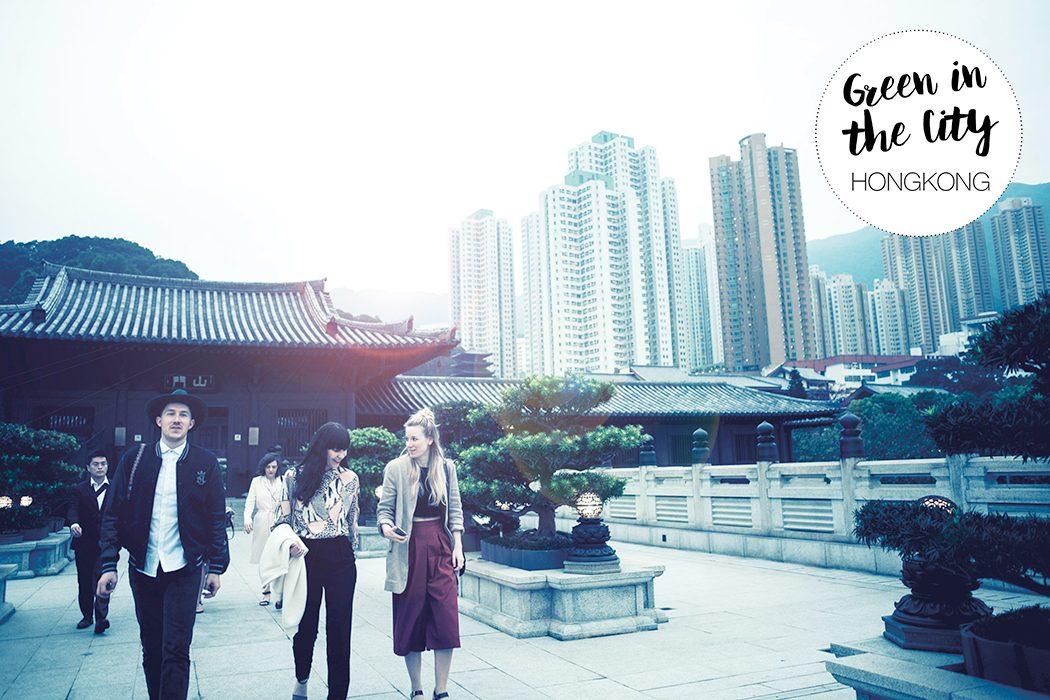Eco Lifestyle und nachhaltig leben: Green in the City Guide: Eco Hongkong Tipps