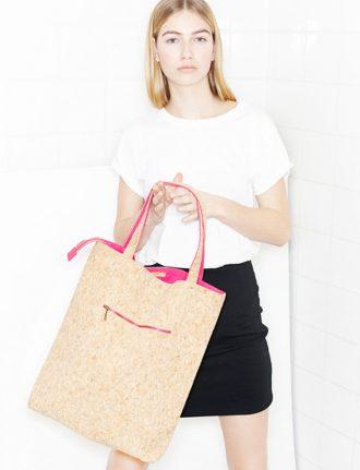 Fair Fashion und nachhaltige Mode: Cork' n' colour: vegane Taschen aus Korkleder