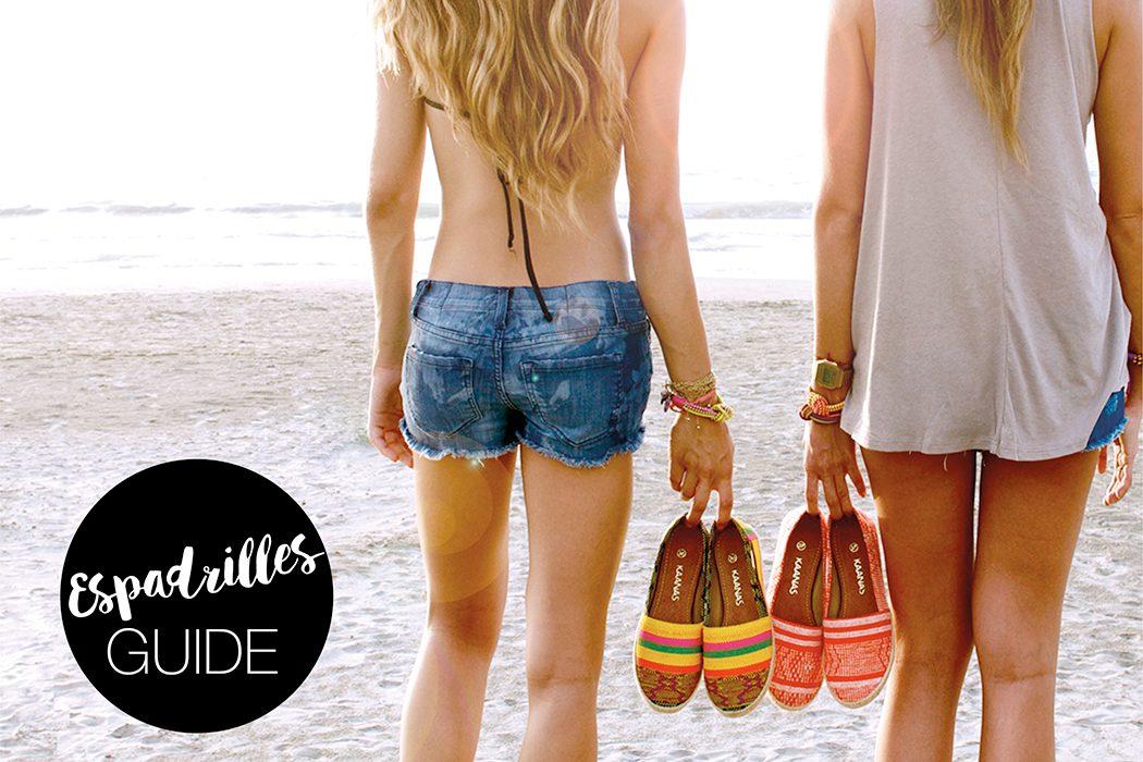 Fair Fashion und grüne mode: Eco Espadrilles – Die besten Eco Schuhe für den Sommer - Label Kaanas