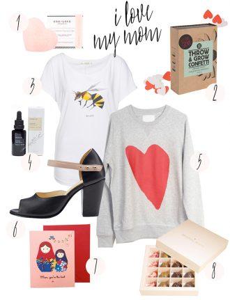 faire Mode und Accessoires zum Muttertag
