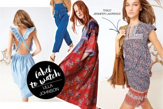 Fair Fashion und Öko Mode: Ulla Johnson – Boho-Looks made in Indien und Peru - Label to watch