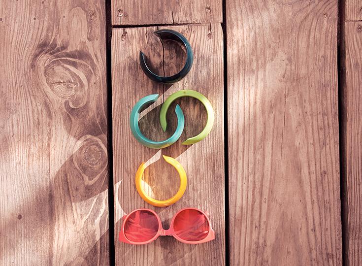 Peppermynta-Fair-Fashion-Umiwi-Armreifen-Ethnia-Barcelona-Sonnenbrille