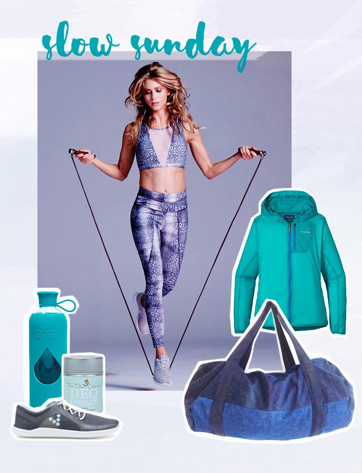 Fair Fashion mit Slow Sunday und Wiebke Kaiser – Das perfekte und faire Sport-Outfit