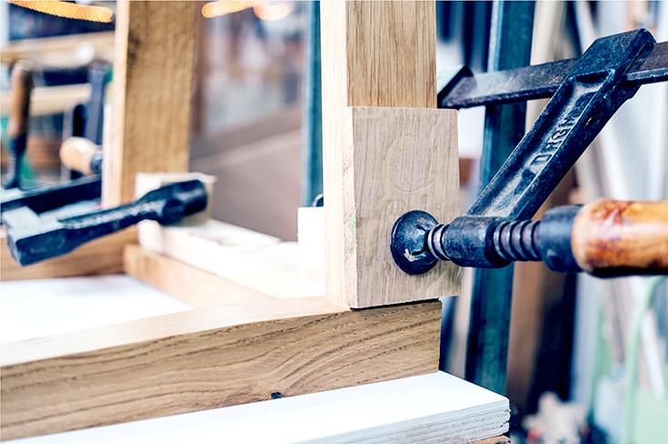 Peppermynta-Hafenholz-Werkstatt