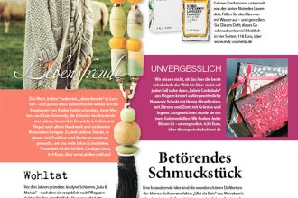GREEN NEWS: Peppermynta in der Happinez