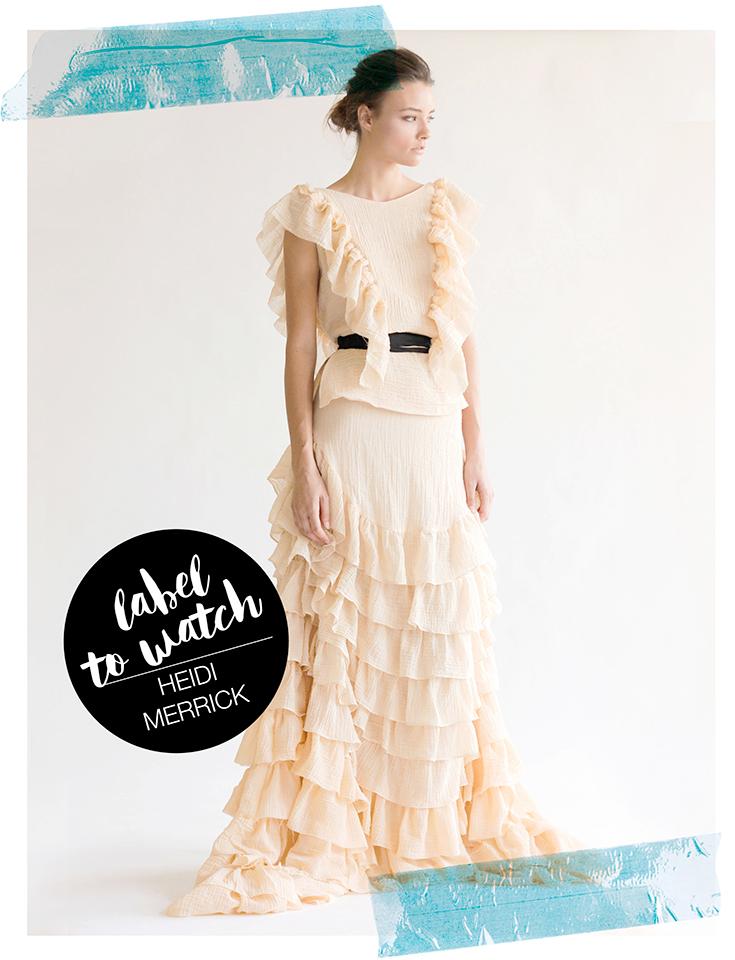 Fair Fashion, Slow fashion und nachhaltige Mode von Heidi Merrick