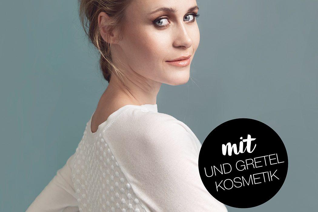 Peppermynta präsentiert die tollsten Naturkosmetik Looks mit den Produkten von Und Gretel