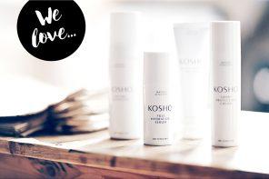Natürliche Pflege: Naturkosmetik von Kosho Cosmetics