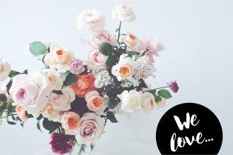 Blumenarrangements von Ruby Barber, Gründerin von Mary Lennox