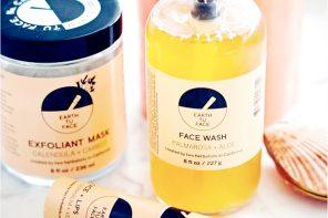 Naturkosmetik und Natürliche Pflege: Earth tu Face – natürliche Kosmetik aus Kalifornien: - Wash Exfoliant Mask