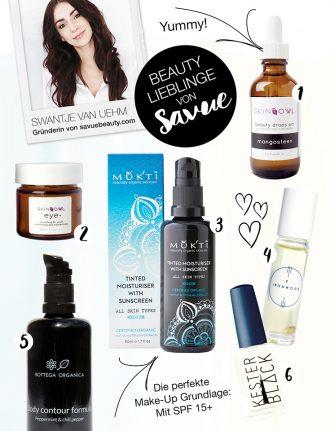 Natürliche Pflege: Beauty-Lieblinge von SAVUE – Die perfekte Sommer-Pflege