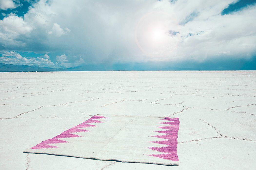 Eco Lifestyle und nachhaltig leben: Pampa – Handgewebte Teppiche aus Argentinien