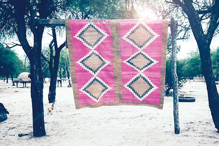 pampa handgewebte teppiche aus argentinien. Black Bedroom Furniture Sets. Home Design Ideas