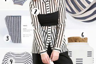 Fair Fashion, Slow Fashion und nachhaltige, gestreifte Mode: Stripy Love – Streifen & Ringel - Labels: Frija Omina, Lanius, Wunderwerk, Sonntagsstaat, The Granite , Veryan